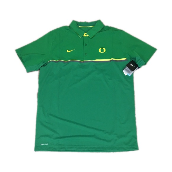 79f05ed8 Oregon Ducks Nike Mens Dri Fit Polo Shirt Medium | Poshmark